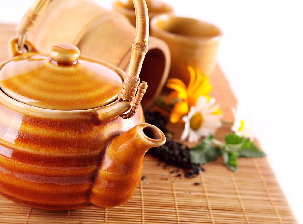 chinese groene thee gunpowder afvallen