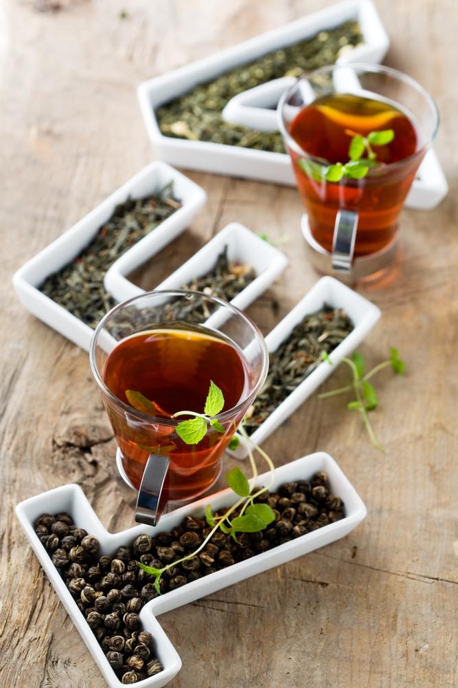 afvallen groene thee pickwick